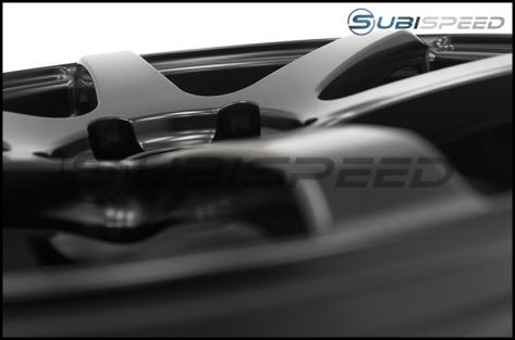 Enkei T6S Matte Black Wheels 18x8.5 +35mm - 2015+ WRX / 2015+ STI
