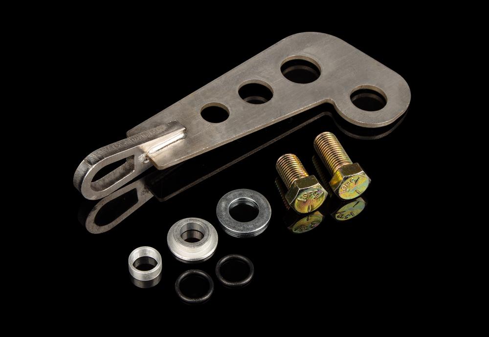 Braum Long Bracket - Harness Belt Installation