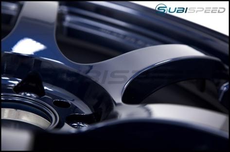 Rays Gram Lights 57DR Eternal Blue Pearl 18X9.5 +38 - 2013+ FR-S / BRZ / 86 / 2014+ Forester