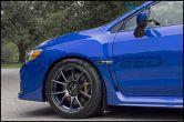 WedsSport SA-10R BLC 18x9.5 +38 R Face - 2015+ WRX / 2015+ STI