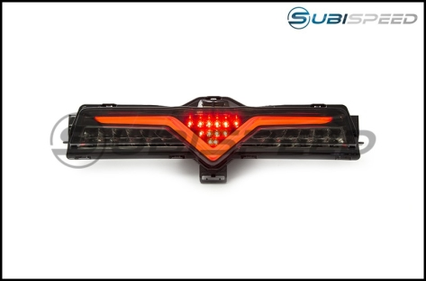 OLM VL Style 4th Brake Light / Reverse Light (Black Gold Edition)