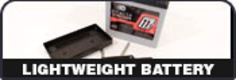Lightweight Battery
