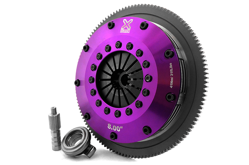 XClutch Twin Sprung Ceramic Clutch Kit