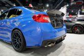 Seibon C-Style Carbon Fiber Trunk Lid - 2015-2020 Subaru WRX & STI