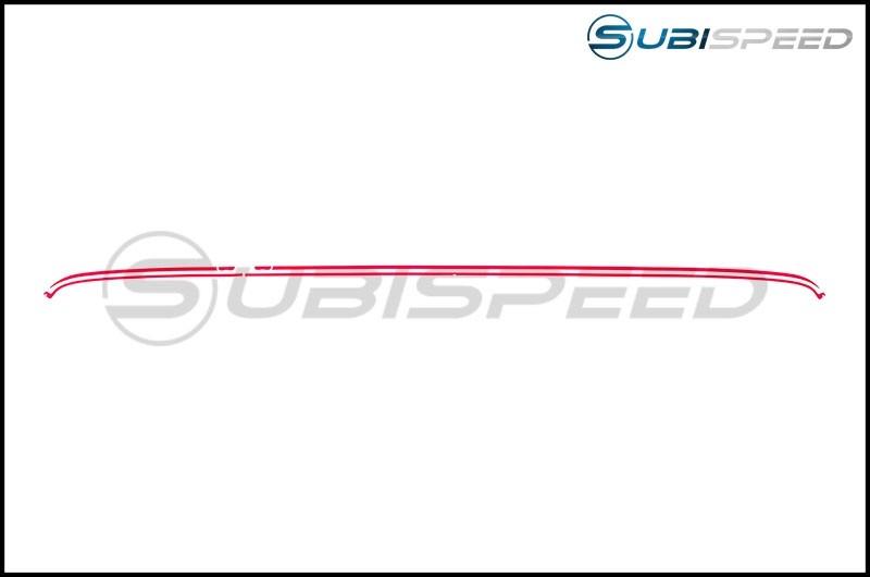Subaru OEM Type RA Rear Bumper Pinstripe