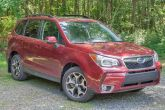 Rally Armor Mud Flaps - 2014+ Forester