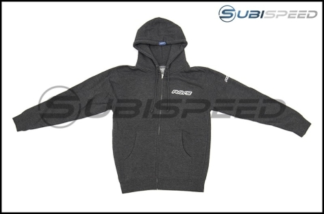 Volk Racing Zip Up Grey 2017