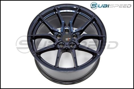 Option Lab R716 Wheels 18x9.5 +35 Midnight Blue - 2015+ WRX / 2015+ STI