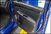OLM LE Dry Carbon Front Door Trim Upper Panels - 2015+ WRX / 2015+ STI