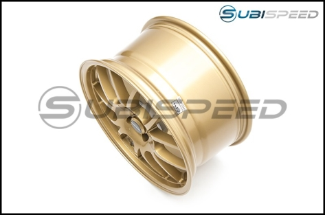 949 Racing 6UL 17x9 +40 Bronze - 2013+ FR-S / BRZ / 86 / 2014+ Forester