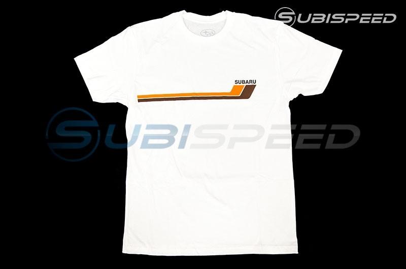 Subaru Chest Stripe Tee