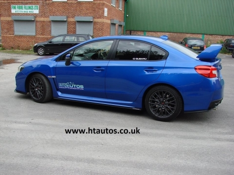 HT Autos Full Body Kit - 2015+ WRX / STI