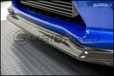 Carbon Reproductions Sujin Front Lip - 2015-2017 WRX / 2015-2017 STI