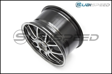 949 Racing 6UL 17x9 +40 Tungsten - 2013+ FR-S / BRZ / 86 / 2014+ Forester