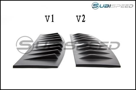OLM V2 Type A Full Width Roof Vortex Generator (USDM) - 2015+ WRX / 2015-2016 STI