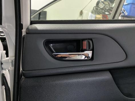 Sticker Fab 3D Carbon Interior Door Handle Trim Overlays - 2015-2020 WRX / 2015-2020 STI