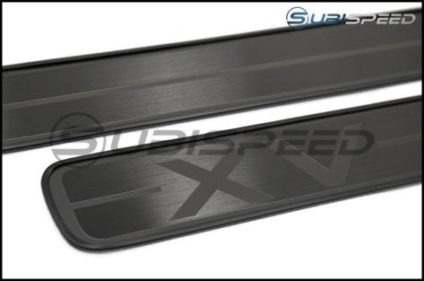 Subaru JDM Crosstrek XV Door Sills - 2013-2017 Crosstrek