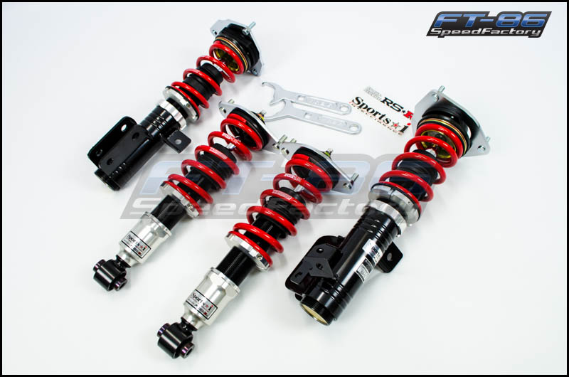 RS*R Moto Spec Coilovers