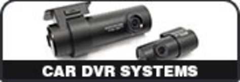 Car DVR Systems