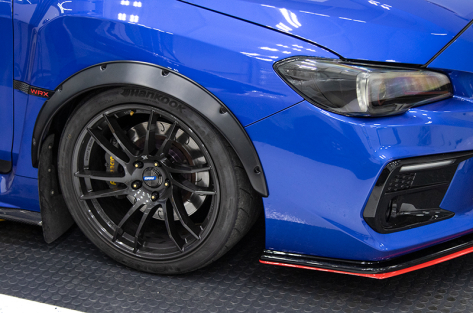 Olm Cs Style Fender Flares A 70100 1 Free Shipping Subispeed