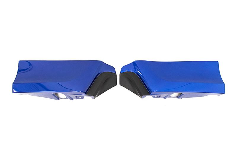 OLM Paint Matched JDM Style Rear Splash Guards