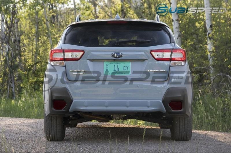 Rear Bumper Reflector Overlays