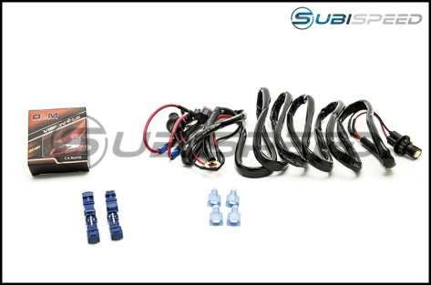SubiSpeed DRL Harness for Boomerang (C-Light)