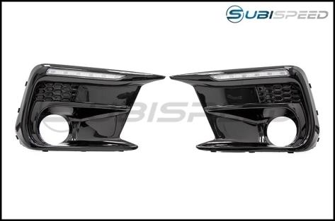 SubiSpeed Facelift JDM Style DRL Bezel - 2018-2021 Subaru WRX & STI