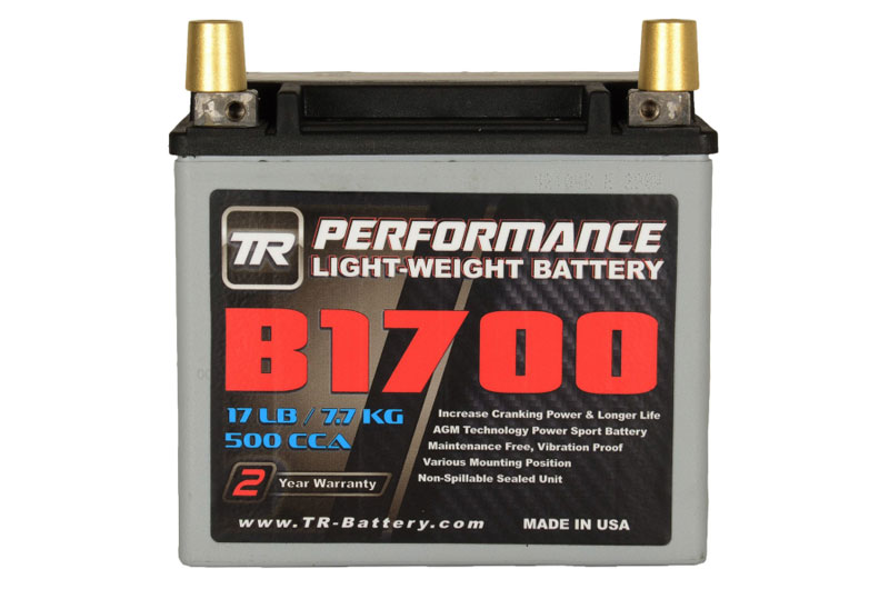 Tomioka Racing B1700 Lightweight Battery