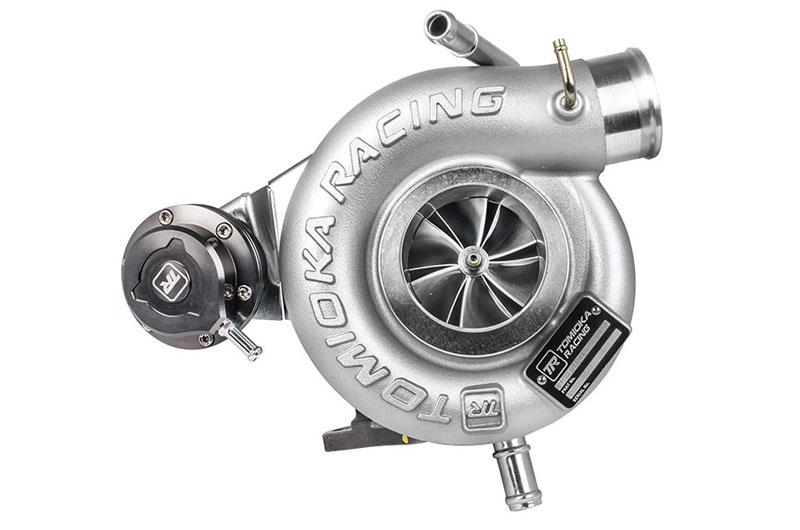 Tomioka Racing GTX3076R Ball Bearing Turbo with Billet Wheel