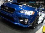 15-17 Subaru JDM WRX S4 DRL Fog Light Bezels - (simple for bundles)