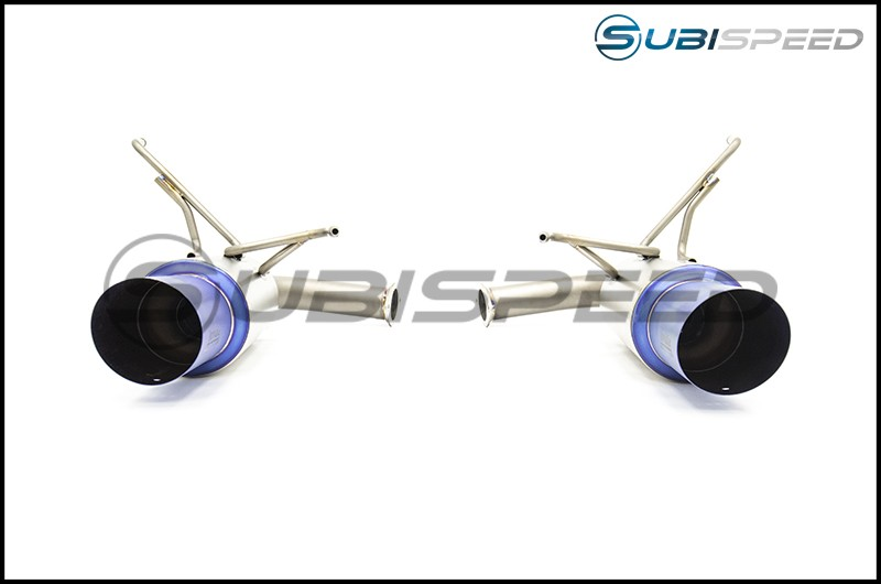 Invidia N1 Twin Outlet Cat-Back Exhaust