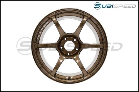 Advan RGIII Umber Bronze 18x9.5 +45 - 2013+ FR-S / BRZ / 86 / 2014+ Forester