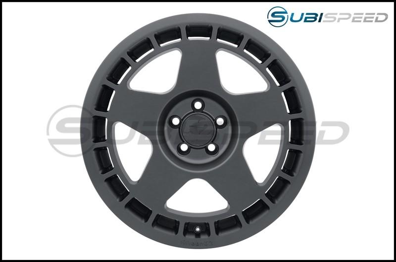 fifteen52 Turbomac 18x8.5 +45 Asphalt Black - 2013+ FR-S / BRZ / 86 / 2014+ Forester