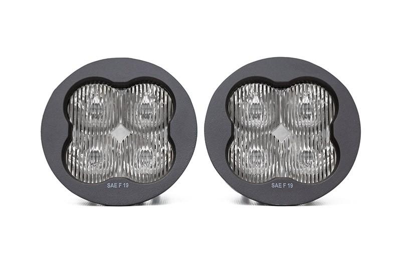 Diode Dynamics SS3 Pro Type A Kit SAE Fog Lights