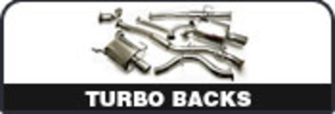 Turbo Back Exhausts