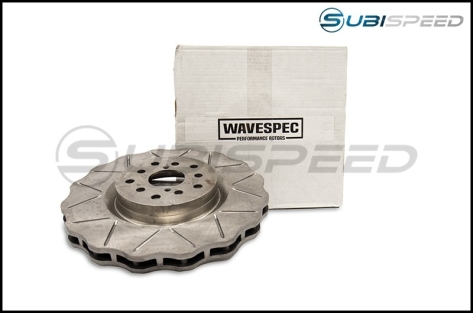 Wavespec Sport Line Rotors - 2015-2017 STI