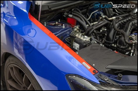 Compressive Tuning Air Blade Engine Bay Vent