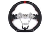 Buddy Club Sport Carbon Style Steering Wheel  - 2015-2021 Subaru WRX & STI