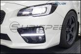 SubiSpeed Switchback JDM WRX S4 Style DRL Fog Light Bezels - 2015-2017 WRX / 2015-2017 STI