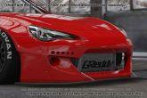 Greddy Rocket Bunny V2 Front Bumper - 2013+ FR-S / BRZ / 86