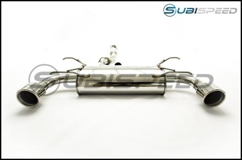 Invidia Q300 Exhaust  SS Tips - 2013+ FR-S / BRZ