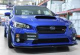 Perrin Front License Plate Holder Relocation Kit - 2015-2017 WRX & STI