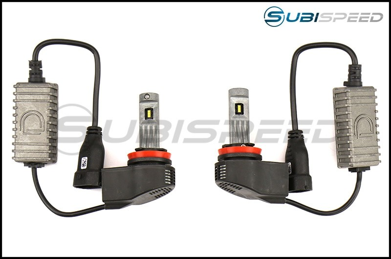Diode Dynamics H11 SL1 LED pair Low Beam LED Headlight Bulbs