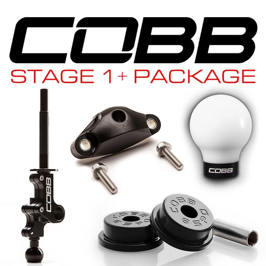 COBB 6MT Stage 1+ Drivetrain Package
