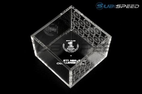 Subaru STI 44th NBR Challenge Commemorative Box - Universal