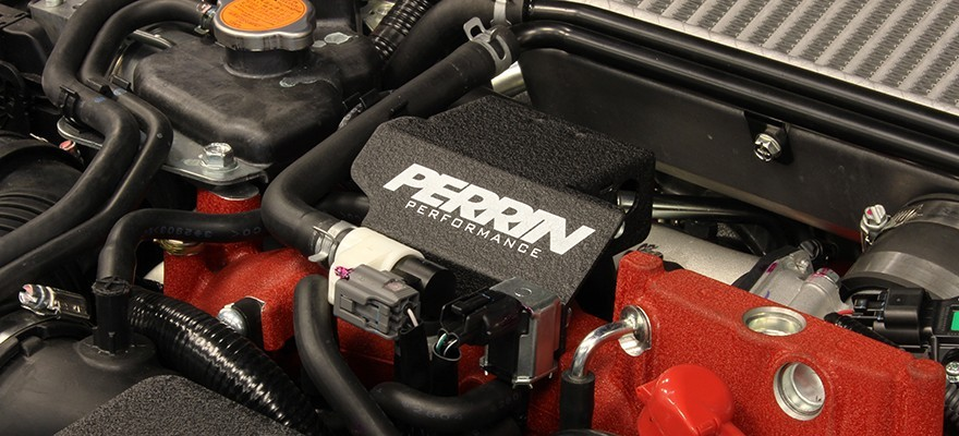 Perrin Boost Control Solenoid Cover