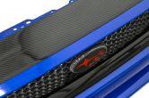 OLM Carbon Fiber Upper Front Bumper Cover - 2015-2020 Subaru WRX & STI