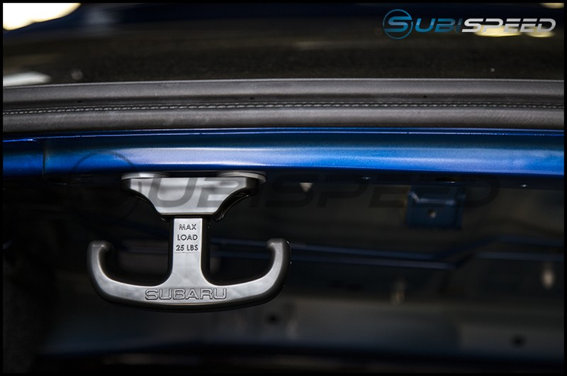 Subaru Trunk Hook