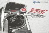 Subaru STI Shifter Tee - Universal